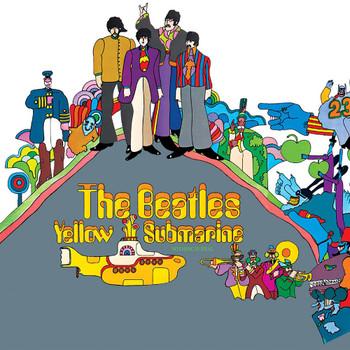 UNIVERSAL MUSIC The Beatles - Yellow Submarine - Vinyl Album