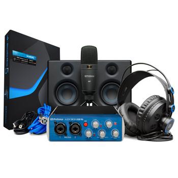 PRESONUS PreSonus AudioBox Studio Ultimate Bundle - 25th Anniversary Edition