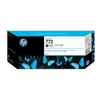 HEWLETT PACKARD HP 772 MATTE BLACK 300ML INK