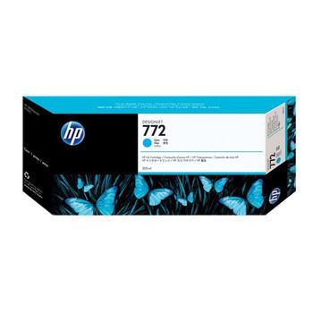 HEWLETT PACKARD HP 772 CYAN 300 ML INK