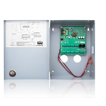 LEVITON SECURITY & AUTOMATION POWER HUB IN ENCLOSURE