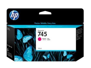 HEWLETT PACKARD HP 745 130-ML MAGENTA INK CART