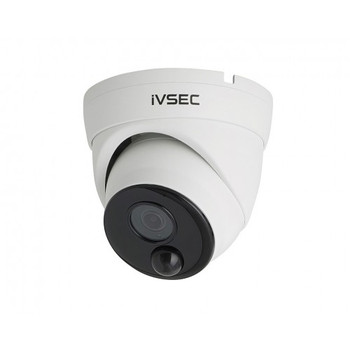 IVSEC IVSEC DOME IP CAMERA 5MP EOL USE NC110XB PIR HEAT DECT