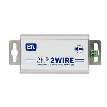 2N 2N 2WIRE EXTENDER KIT SET OF 2X ADAPTORS & POWER SOURCE