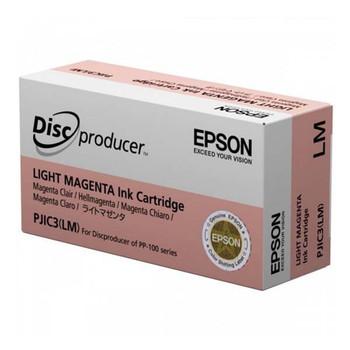 EPSON EPSON C13S020449 PJIC3 LIGHT MAGENTA INK CARTRIDGE