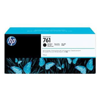HEWLETT PACKARD HP 761 MATTE BLACK 775 ML INK CART FOR DESIGNJET T7100