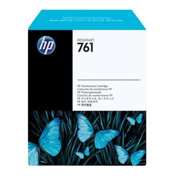 HEWLETT PACKARD HP 761 MAINTENANCE CARTRIDGE FOR DESIGNJET T7100 COLOUR DEVICE ONLY