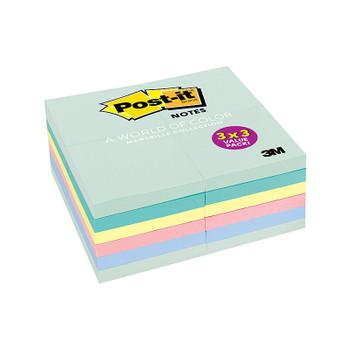 POST-IT 654-24APVAD Mar 73X73 Pk24