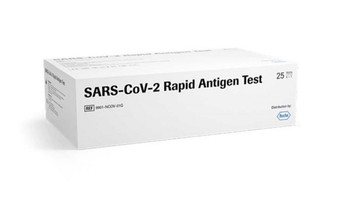 ROCHE Rapid Antigen Test box of 25 test kit for home and office use (AS-RCHCVD19-25)