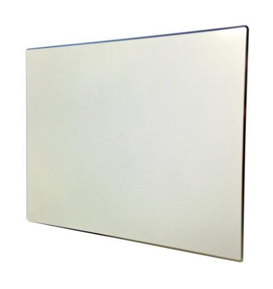 Aluminium  Board with White Face (18.8 x15 x .015cm)