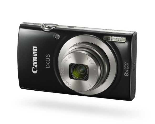 CANON IXUS 185 16MP Digital Camera - Black
