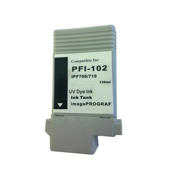 PFI-102 Cyan UV Dye Compatible Cartridge