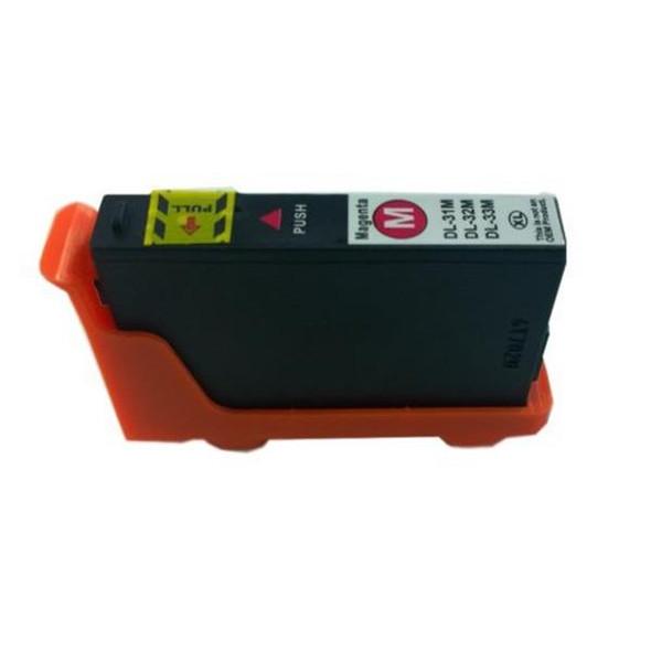 Series 33 Magenta Compatible Inkjet Cartridge