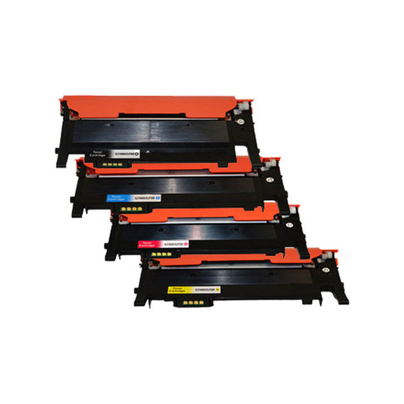 CLT-406 Series Premium Generic Colour Toner Set