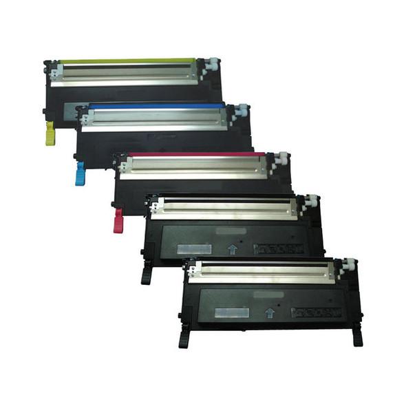 1230 Series Generic Toner Set PLUS Extra Black