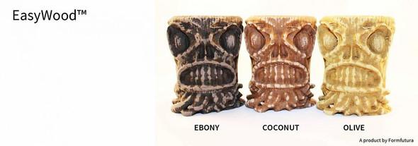 EasyWood 2.85mm Ebony 500 gram
