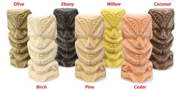 Wood feel PLA based filament EasyWood 1.75mm Ebony 50 gram 3D Printer Filament