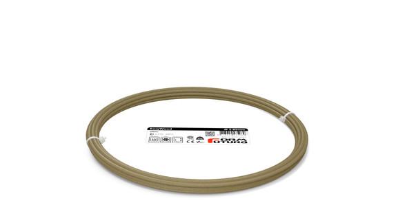 Wood feel PLA based filament EasyWood 2.85mm Olive 50 gram 3D Printer Filament