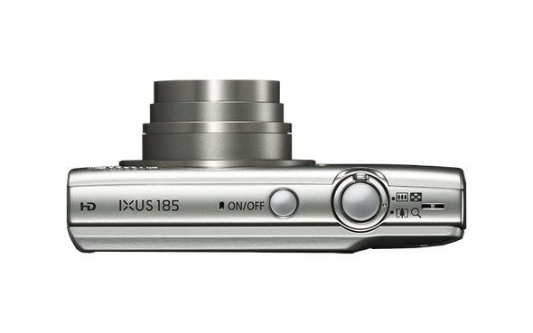 CANON IXUS 185 16MP Digital Camera - Silver