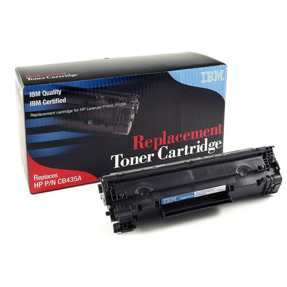 IBM Brand Replacement Toner for CB435A