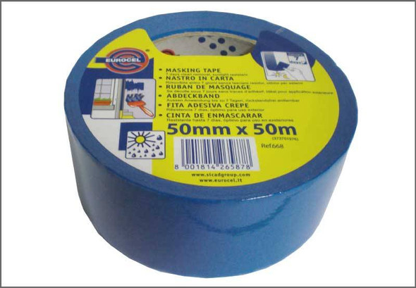Eurocel Blue Masking Tape (MSK 6085)