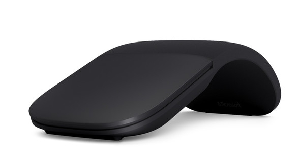 Microsoft Surface Arc Wireless Mouse (Black)(Retail)