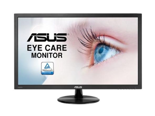 ASUS VP247HAE 23.6' Eye Care Monitor Full HD, 5ms, 75Hz, Low Blue Light, Flicker Free, Anti Glare , VESA 100mm, D-Sub/HDMI