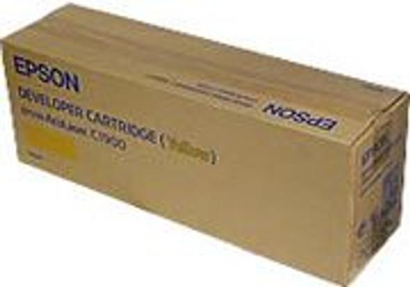 EPSON S050097 Yellow Toner High Cap. C1900/C900