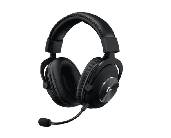 LOGITECH PRO X Gaming Headset with Blue Voice Technology
