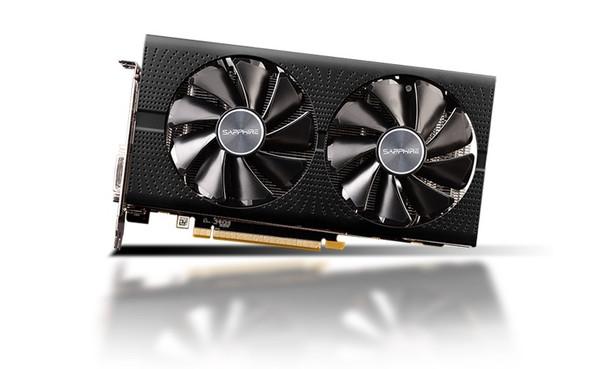 SAPPHIRE AMD RADEON PULSE RX 580 8GB GDDR5 VGA CARD, 2xDP / 2xHDMI / DVI-D VR Ready 1366MHz Boost