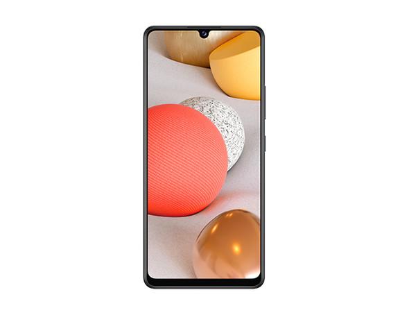 SAMSUNG Galaxy A42 5G 128GB Prism Dot Black - 6.6' HD+ Display, Dual 2.2 GHz Octa Core, 6GB RAM, Quad Camera, 15W Fast Charging, 5,000 mAh Battery