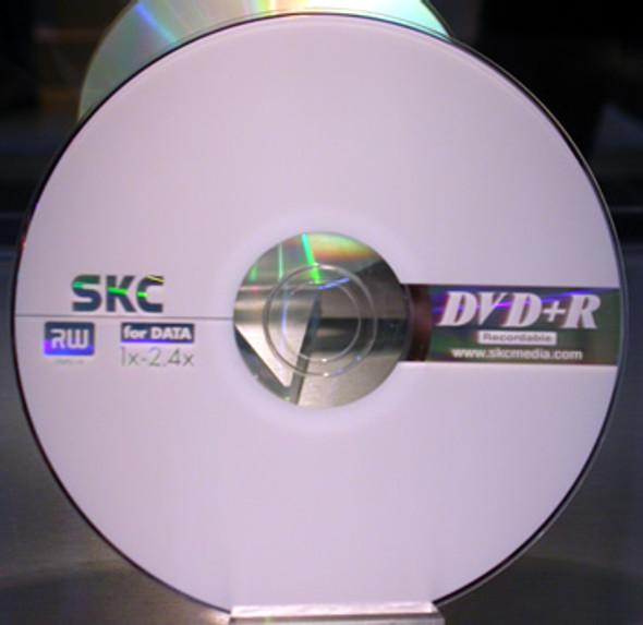 LEADER 4.7GB 4X DVD+RW Media 10pk SKC Packaged 4.7Gb 4X DVD+RW