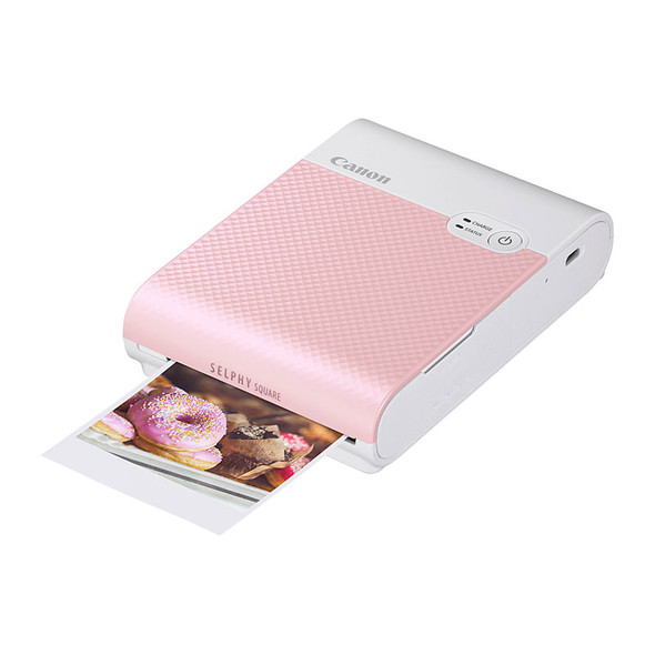 CANON Selphy QX10 Pink