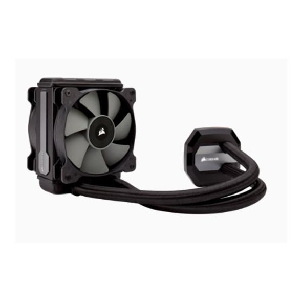 CORSAIR H80i v2 120mm Liquid CPU Cooler Multi-Socket CPU 2x Fans. Supports Intel 1200, 115x, 2011/2066, AMD AM3/AM2, AMD AM4, TR4 Ready (LS)