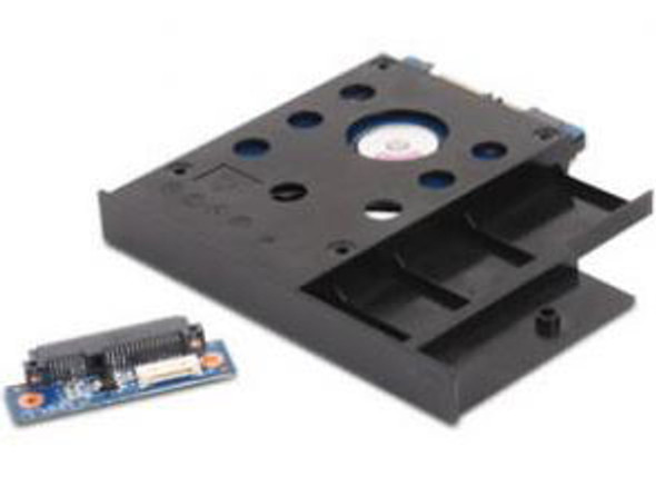 SHUTTLE PHD2 2nd HDD Rack Kits for XS35 Series - Support SATA drive Hard Disk or SSD with 63.5mm/2.5'' form factor minimum height of 9.5mm