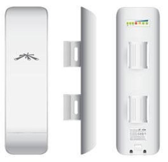 UBIQUITI Nanostation M2 802.11b/g/n MIMO Antenna, WiFi Wireless Outdoor CPE, 13+ km