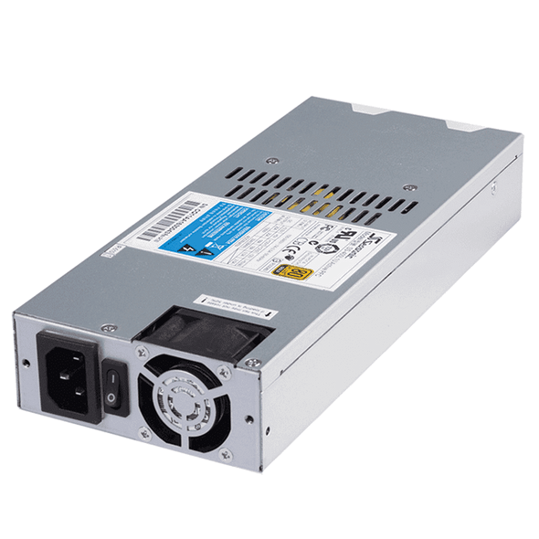 SEASONIC 400w 1U Modular Power Supply, 80 Plus Gold Certified, Over-voltage, Over-power, Short circuit protection, 12 Month Warranty
