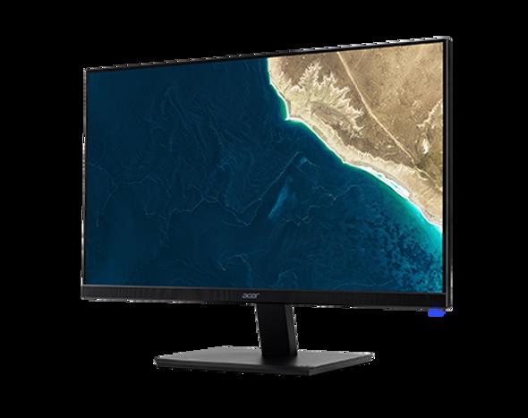 ACER V247 23.8'' inch  Monitor - Full HD 1920 x 1080@75 Hz - Widescreen LCD IPS - Ports: VGA, 1 x HDMI, 1 x DisplayPort (1.2) - Black - Ratio 16:9