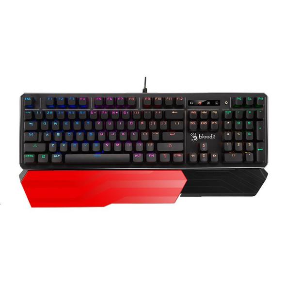BLOODY GAMING Light Strike Mech Keyboard