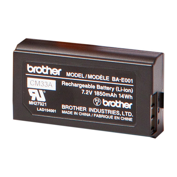 BROTHER BA-E001 Battery