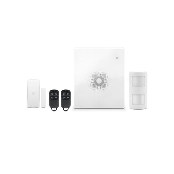 CHUANGO AW2 WiFi Home Security Alaram Kit self-monitored home security alarm system