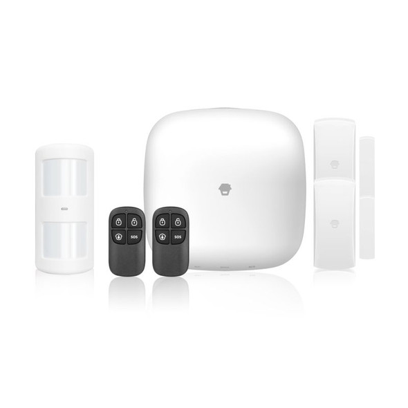 CHUANGO Smart Home Alarm Kit