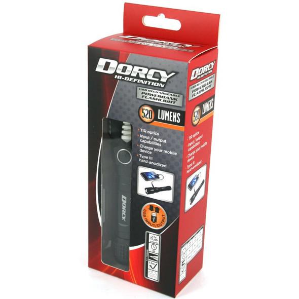 DORCY USB Powerbank Torch