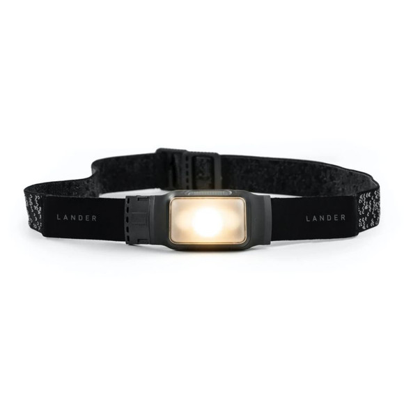 LANDER Kiva Headlamp Black