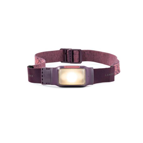 LANDER Kiva Headlamp Purple