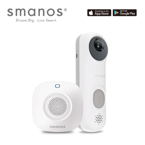 SMANOS Smart Video Bell Chime