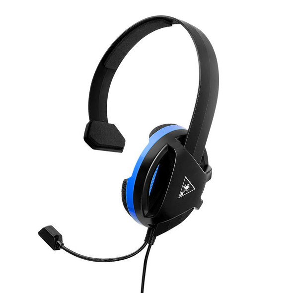 TURTLE BEACH Recon Chat Black PS4