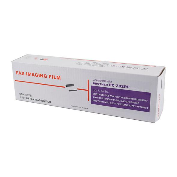 AUSTIC Premium Laser Toner Cartridge PC302RF Fax Film 2PK