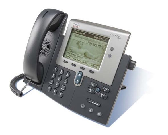 CISCO 7942G Phone 10/100 2 por