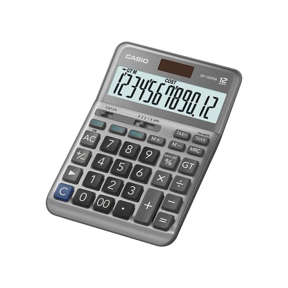 CASIO DF120FM Calculator